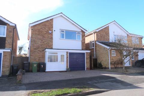 3 bedroom detached house for sale - Pells Close, Fleckney