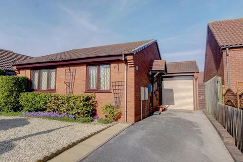 2 bedroom detached bungalow for sale - Griffin Close, Burntwood, Staffordshire, WS7 1JG