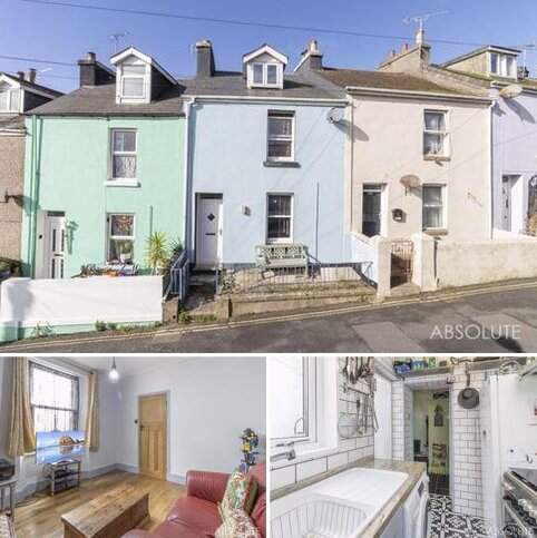 3 bedroom terraced house for sale - Station Hill, Brixham