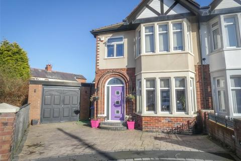 3 bedroom semi-detached house for sale - Royal Avenue, Blackpool