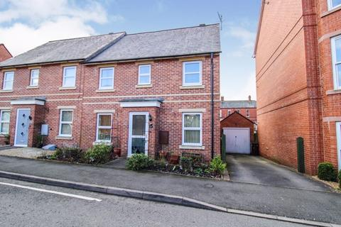 4 bedroom semi-detached house for sale - Birchtree Drive, Cheddleton, ST13