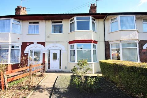 3 bedroom terraced house for sale - North Road, Hull, HU4