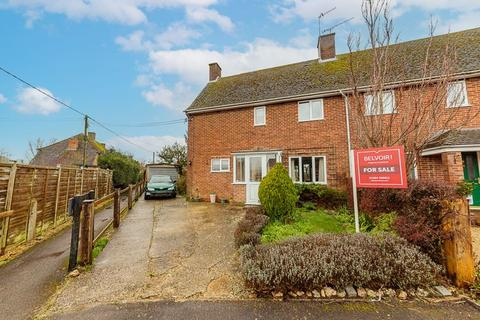3 bedroom semi-detached house for sale - The Crescent, Andover