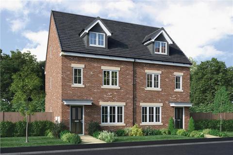 4 bedroom townhouse for sale - Plot 7, The Rolland at Longridge Farm, Choppington Road NE22