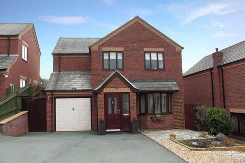 4 bedroom detached house for sale - Chestnut Drive, Middletown, Welshpool, Powys, SY21 8EY
