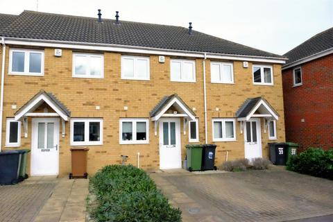 2 bedroom terraced house for sale - Woodcote Close, Peterborough