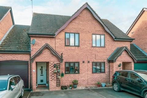 2 bedroom townhouse for sale - Borrowdale Close, Gamston, Nottingham