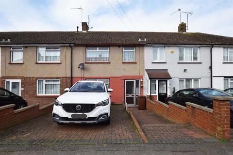 3 bedroom terraced house for sale - Woodlands Road, Gillingham