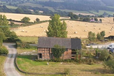 4 bedroom property with land for sale - Churchstoke, Powys, SY15