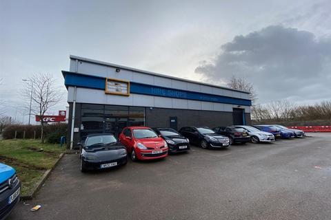Industrial unit to rent - Hernston Retail Park, Bridgend