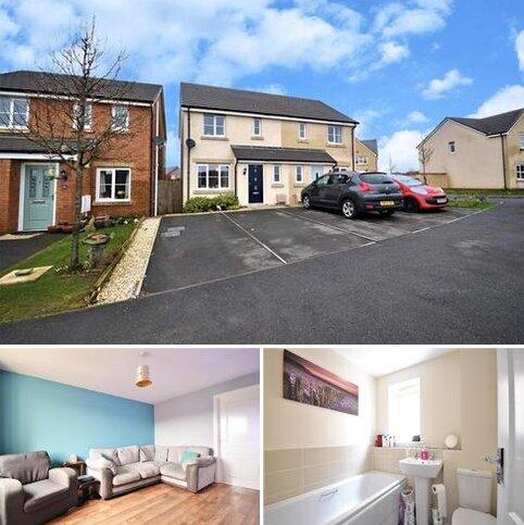3 bedroom semi-detached house for sale - Erwau'r Garn, Carway, Kidwelly