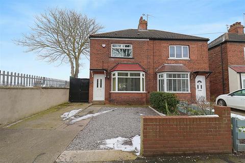 2 bedroom end of terrace house for sale - Eastgate, Hessle