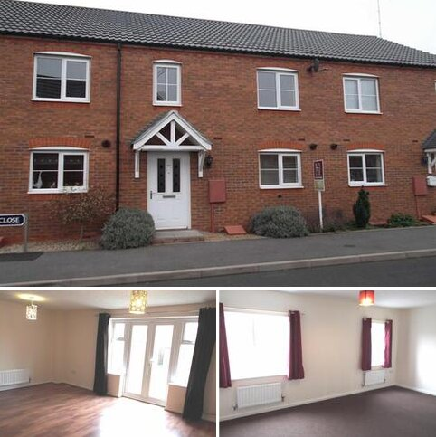 2 bedroom terraced house to rent - Dovehouse Close, Chase Meadow, Warwick