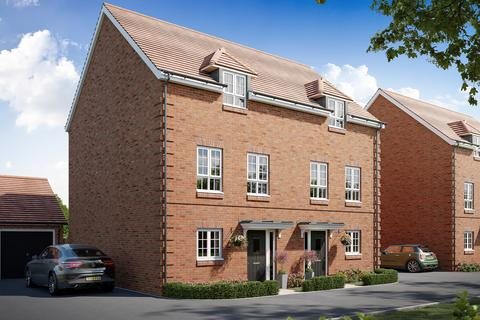 3 bedroom semi-detached house for sale - Plot 438, The Haywood at Boorley Park, Boorley Green, Winchester Road, Botley, Southampton SO32