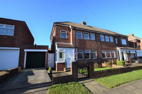 3 bedroom semi-detached house for sale - Greystoke Avenue, Tunstall, Sunderland