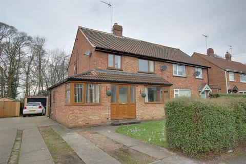 3 bedroom semi-detached house for sale - Plantation Drive, North Ferriby