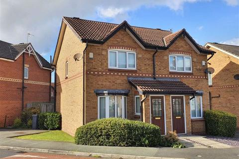 2 bedroom semi-detached house to rent - Carsdale Road, Woodhouse Park