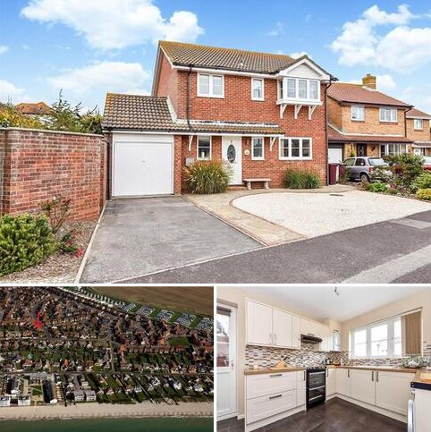 3 bedroom detached house for sale - Shalbourne Crescent, Bracklesham Bay, Chichester