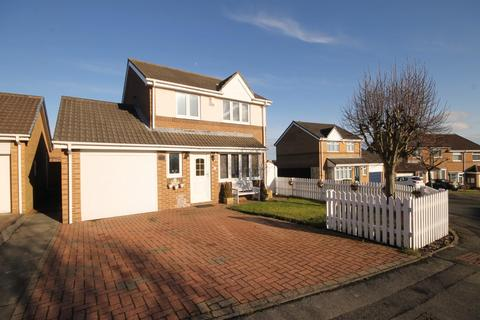 3 bedroom detached house for sale - Mereston Close, Hartlepool