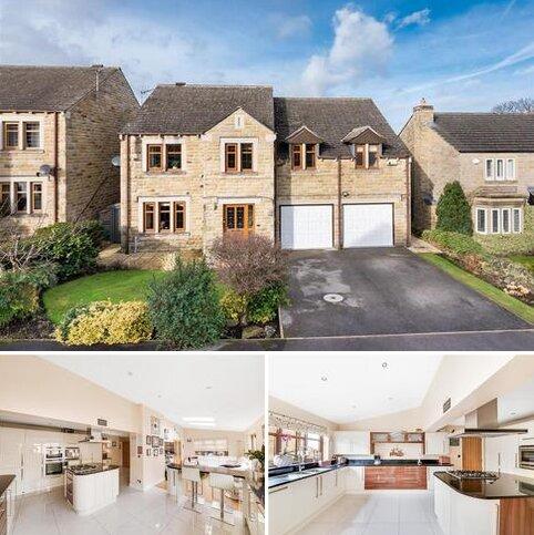 5 bedroom detached house for sale - Broadacres, Honley, Huddersfield