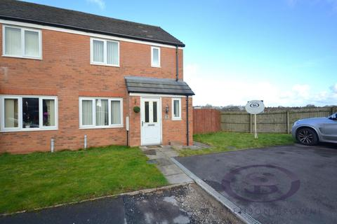 3 bedroom semi-detached house for sale - Barnacle Place, Newcastle