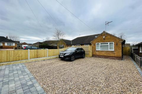 3 bedroom semi-detached bungalow for sale - Arnold Avenue, Southwell