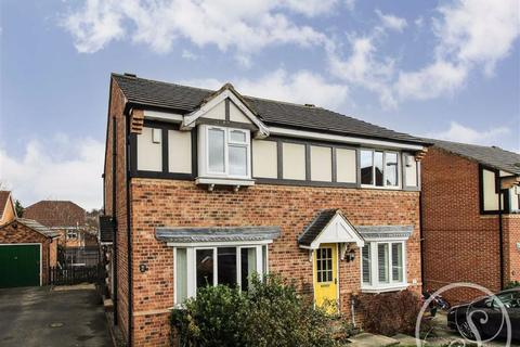 3 bedroom semi-detached house for sale - Woodside Avenue, Meanwood, LS7