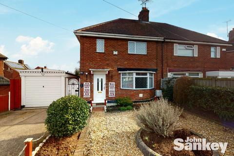 3 bedroom semi-detached house for sale - Abbey Road, Blidworth, Mansfield