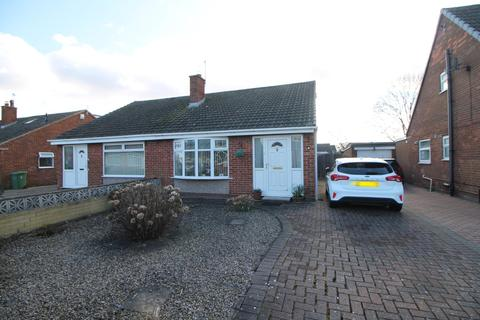 2 bedroom semi-detached bungalow for sale - Christchurch Drive, Stockton-On-Tees
