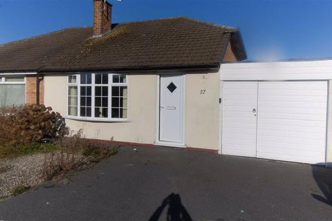 2 bedroom semi-detached bungalow for sale - Lowland Avenue, Leicester Forest East