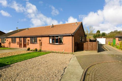 2 bedroom semi-detached bungalow for sale - Wharfdale Close, Gunness, Scunthorpe