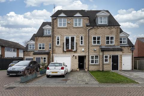 4 bedroom townhouse for sale - Farrar Close, Elland, Halifax