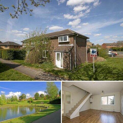 3 bedroom end of terrace house for sale - Favell Drive, Furzton, Milton Keynes