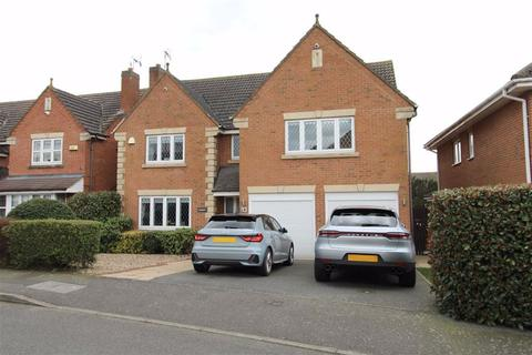 5 bedroom detached house for sale - Belfry Close, Burbage, Leicestershire