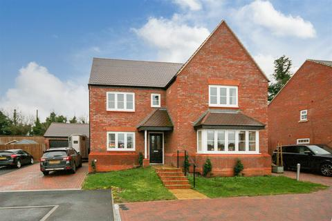 5 bedroom detached house for sale - Champions Field Way, Flore, Northampton
