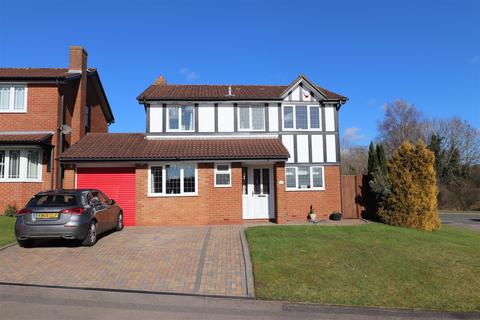 4 bedroom detached house for sale - Frosty Hollow, East Hunsbury, Northampton