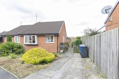 2 bedroom semi-detached bungalow for sale - Craggon Drive, New Whittington, Chesterfield