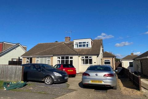 4 bedroom semi-detached house for sale - Knightscliffe Way, Duston, Northampton, NN5