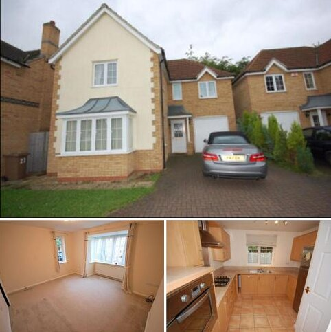 4 bedroom detached house to rent - Cherry Tree Crescent, Cranwell