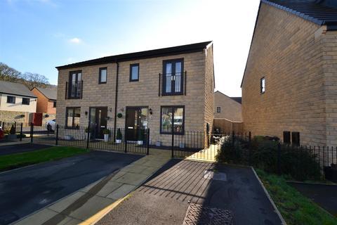 3 bedroom semi-detached house for sale - Barge Avenue, Copley, Sowerby Bridge