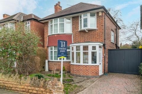 3 bedroom detached house for sale - Brendon Road, Wollaton, Nottingham