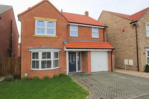 4 bedroom detached house for sale - Tharratt Close, Woodmansey, Beverley