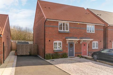 2 bedroom semi-detached house for sale - Rowan Close, Cotgrave, Nottingham