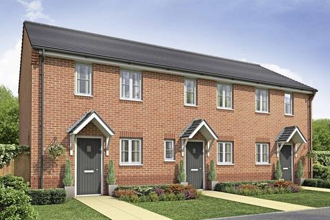 2 bedroom terraced house for sale - The Beckford - Plot 428 at Stoneley Park, Stoneley Park, Broad Street CW1