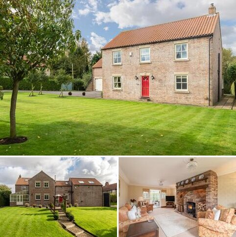 5 bedroom detached house for sale - Willowbeck Lodge, Settrington, Malton