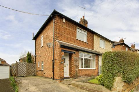2 bedroom semi-detached house for sale - Willbert Road, Arnold, Nottinghamshire, NG5 8EE