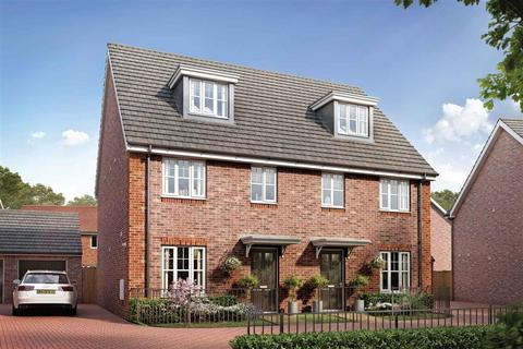 3 bedroom semi-detached house for sale - The Colton - Plot 304 at Forge Wood, Forge Wood, Somerley Drive RH10