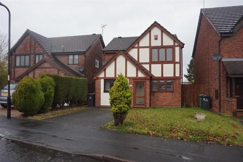 3 bedroom detached house to rent - Enville Close, Turnberry, Walsall, West Midlands, WS3 3TT
