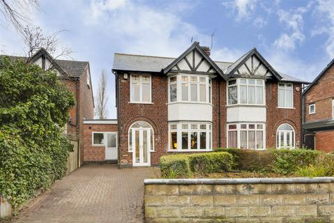 4 bedroom semi-detached house for sale - Hillside Avenue, Mapperley, Nottinghamshire, NG3 6DP