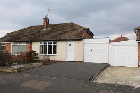 2 bedroom semi-detached bungalow for sale - Lowland Avenue, Leicester Forest East, Leicester